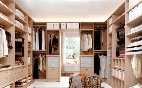 Как организовать гардеробную, и в чем ходить дома