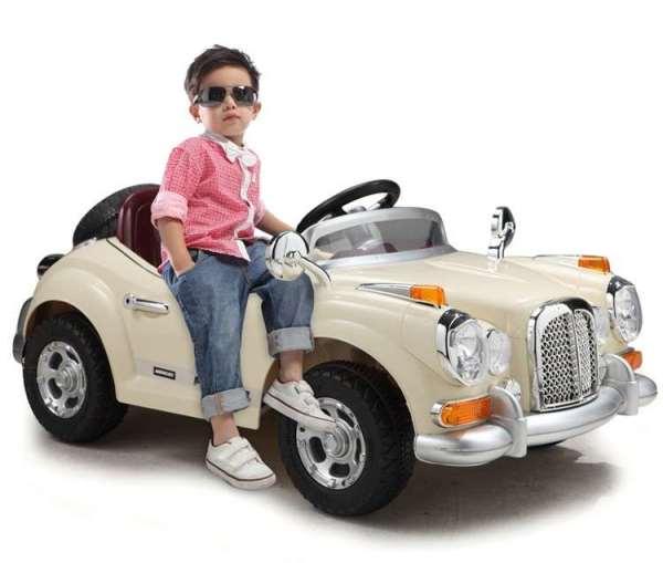 Детские электромобили – наиболее популярные разновидности