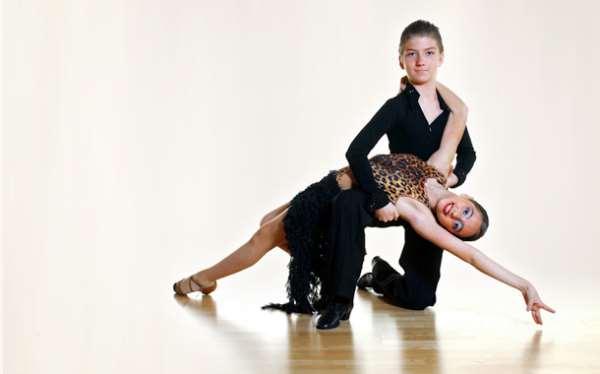 Бальные танцы для детей – множество возможностей и никаких недостатков