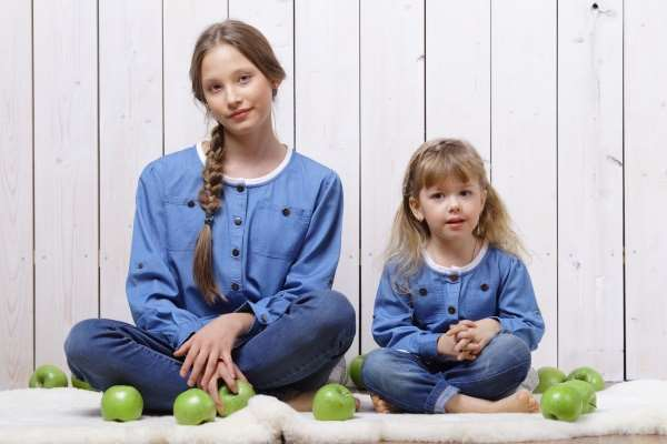 В чем особенность одежды family look стиля