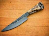 Как производятся и для каких целей применяются кованые ножи