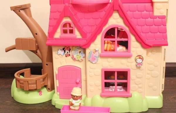 Кукольные домики как лучшая игрушка для девочки