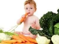 Эко-продукты в рационе ребенка