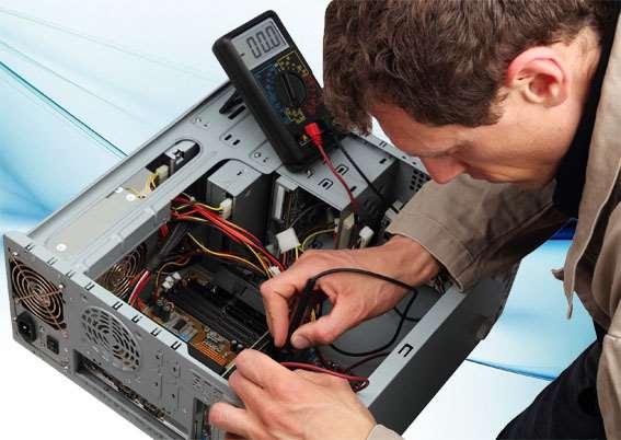Ремонт компьютеров быстро и надежно