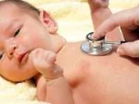 Признаки пневмонии у грудничка