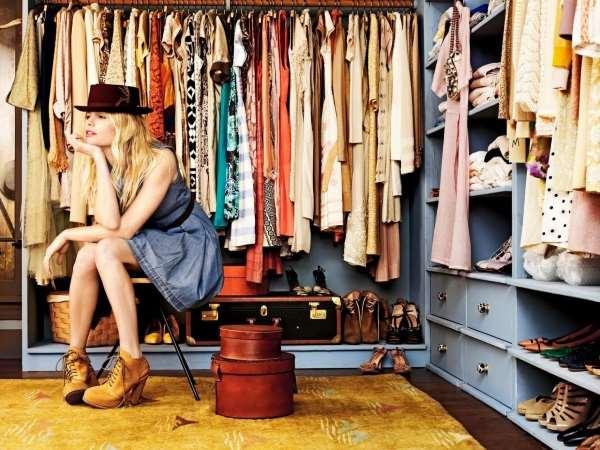Базовый женский гардероб на каждый день