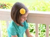 Детские заколки: выбираем удобные изделия для оригинальных причесок