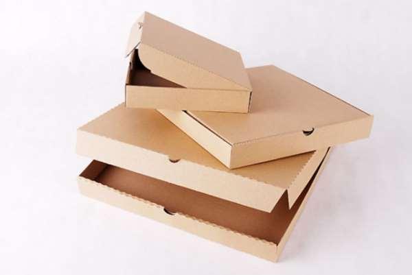 Основные причины популярности картонной коробки для пиццы