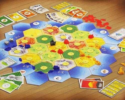 Настольная игра «Колонизаторы»: исследуйте, захватывайте и богатейте
