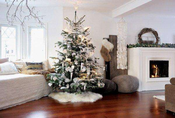 Датская живая елка украсит ваш праздник