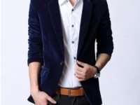 Мужской блейзер — как выбрать и с чем носить