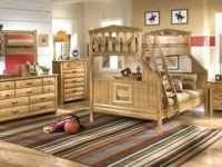 Детская мебель – только из дерева