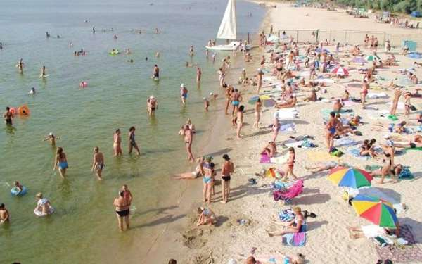 Курорты Азовского моря для отдыха с детьми