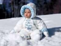 Детский зимний комбинезон – что учитывать при выборе
