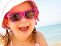 Летние опасности для детских глаз