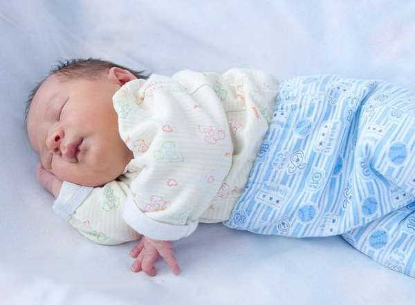 Правильно выбранная одежда для новорожденного