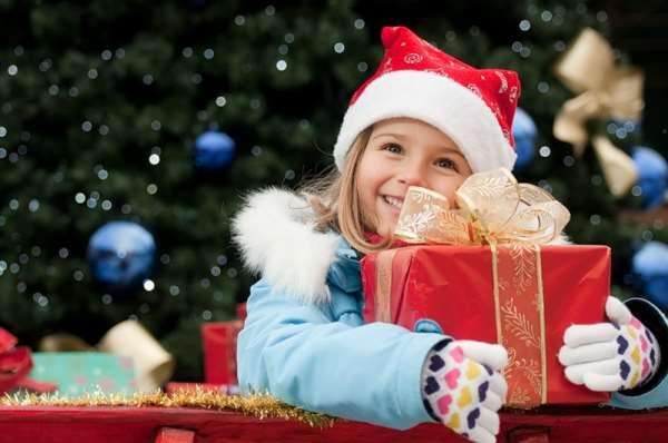 Оригинальный подарок для ребенка на Новый год
