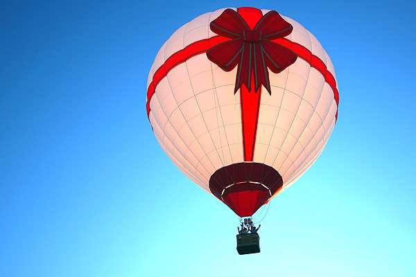 Полет на воздушном шаре – отличная возможность покорить небо
