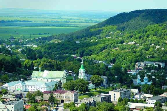 Весенний Тернополь неописуемо красив