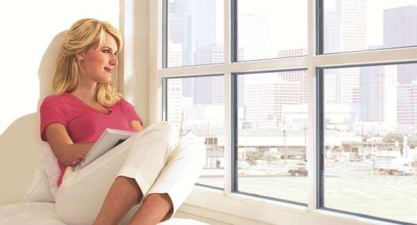 Надежные и долговечные окна ПВХ Монблан на сайте компании «Окна Даром»