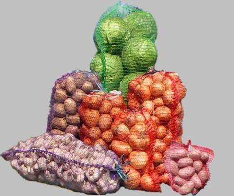 Почему сетка мешок для овощей лучше полиэтиленовых пакетов