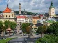 Город Львов — вторая неофициальная столица Украины