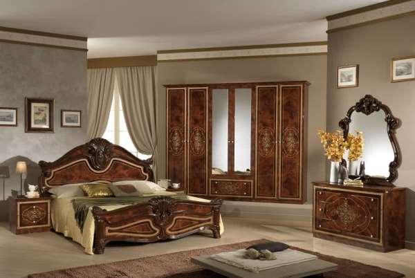 Мебель из массива дерева как неизменный классический тренд