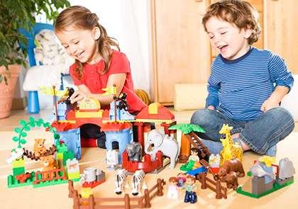 Детский конструктор – универсальная игрушка, которая подойдет каждому