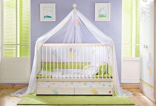 Как не ошибиться с выбором детской кроватки