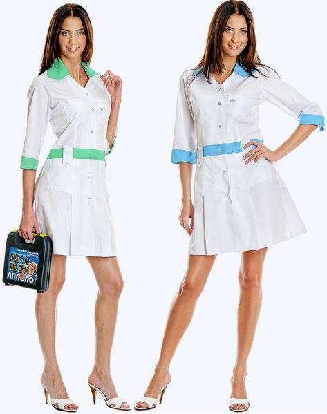 Медицинская высококачественная одежда от «MedicalServise»