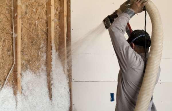 Технология нанесения жидких теплоизоляционных материалов на стены
