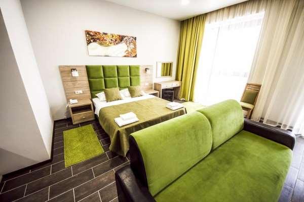 Особенности отеля «пеликан» в Краснодаре
