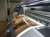 Широкоформатная печать на билбордах, как способ наружной рекламы