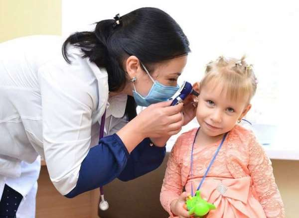 Помощь опытных детских врачей в клинике Елены Калининой