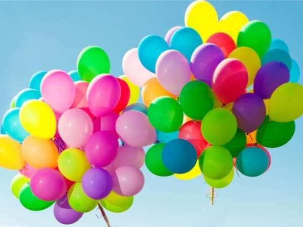 Воздушные шары как атрибуты любого праздника