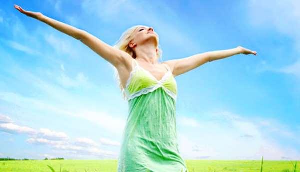 Свежий воздух – залог крепкого здоровья!