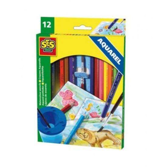 Оригинальные и практичные цветные карандаши и ручки от SESCREATIVE