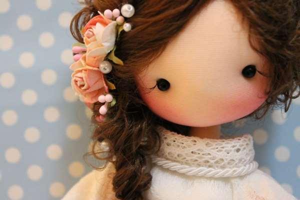 Тряпиенсы – изысканные куклы ручной работы
