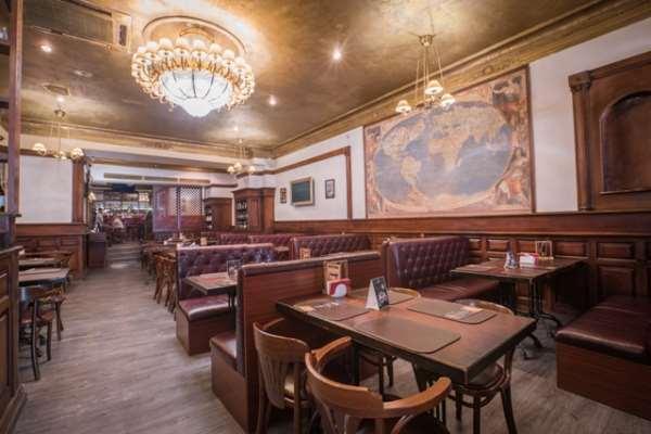 Гамбринус – лучшие рестораны Москвы