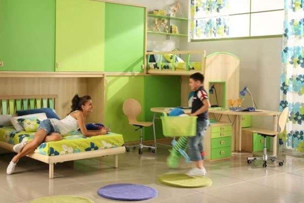 Детская мебель в зависимости от возраста ребенка