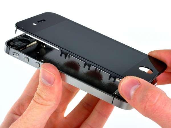 Что делать если треснул дисплей на айфоне