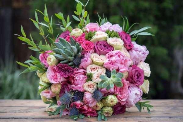 Множество причин воспользоваться услугами службы доставки цветов