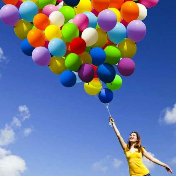 Огромное разнообразие воздушных шаров и не только в SharikMarket