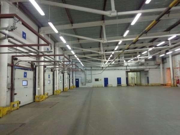 Строительство склада для хранения