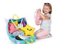 Чемоданы Trunki как идеальный подарок для ребенка