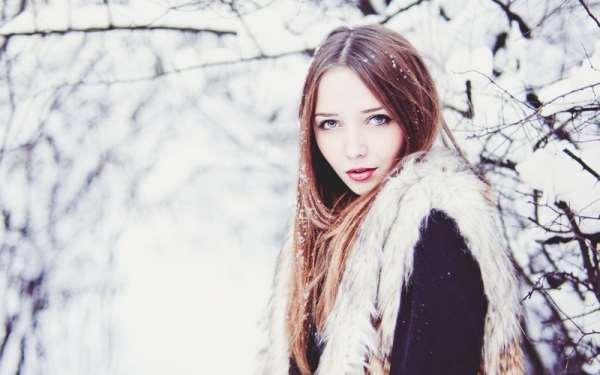 Каждая девушка должна уметь составить модный зимний образ