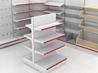 Оборудование для магазинов еды, одежды и стройматериалов