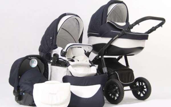 Детская коляска 3 в 1 и ее неоспоримые преимущества