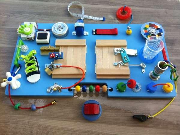 Смекалкин – развивающие игры и бизиборды для детей