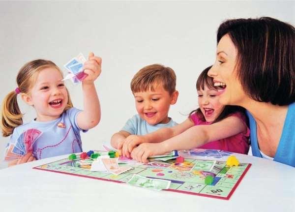 Детские игры могут быть увлекательными и полезными